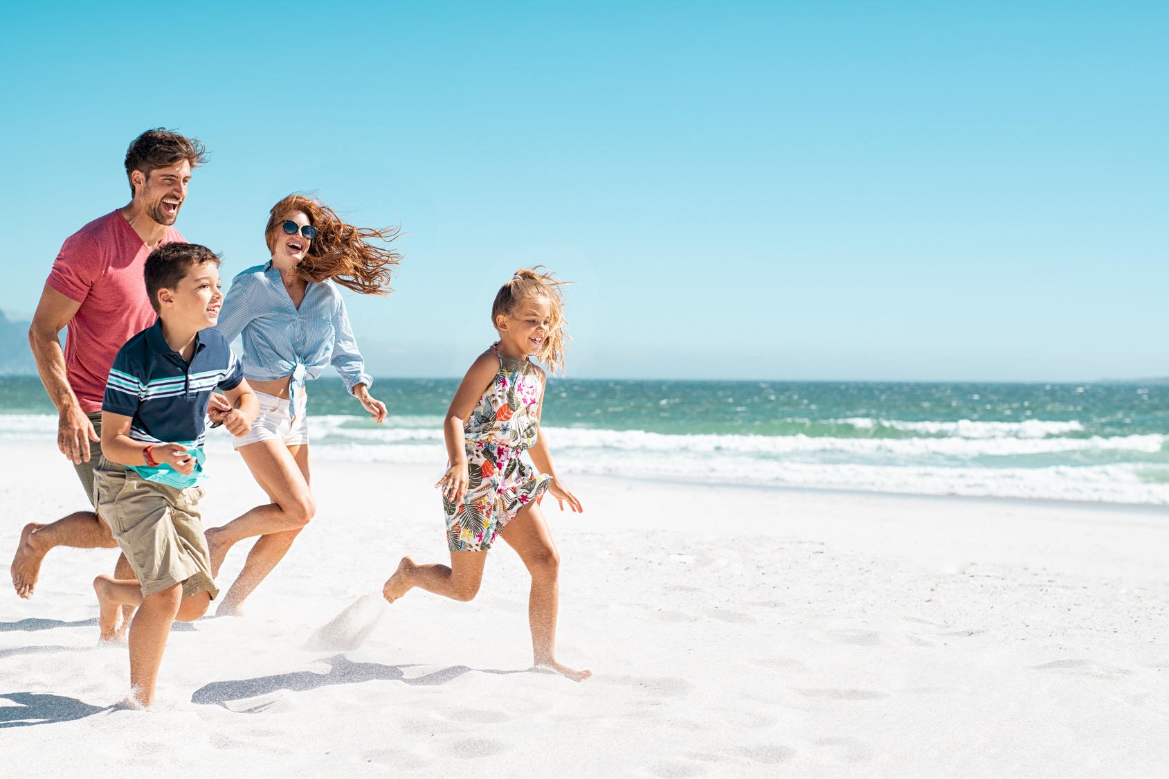 destinations soleil pour les vacances d'été